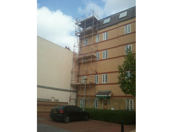 Scaffold Tower Hire for jewellery Quarter Birmingham West Midlands
