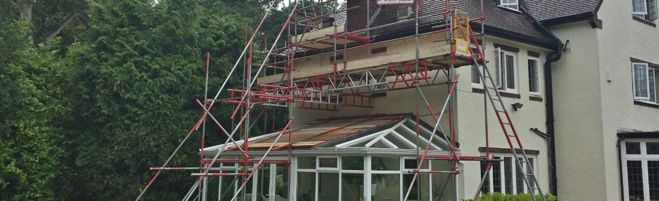 Bridging Solutions Scaffolding Hire Birmingham