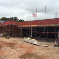 Scaffolding hire for building project Birmingham West Midlands