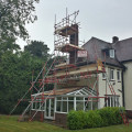 scaffold hire for chimney stack work in Birmingham West Midlands