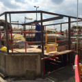 Industrial Scaffolding project Birmingham West Midlands