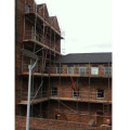 Scaffold hire for renovations in Birmingham West Midlands