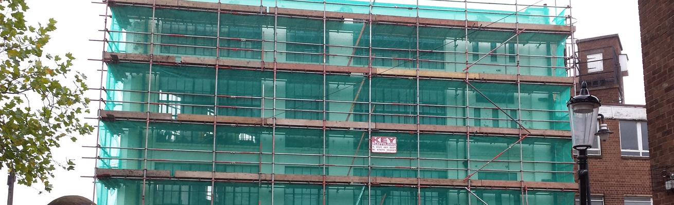 renovations scafolding hire Birmingham