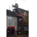 Vodaphone Phone mast Scaffolding hire Birmingham West Midlands